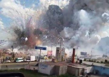 """""""La explosión en Tultepec nos levantó del suelo"""""""