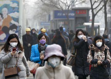 Así viven 460 millones de chinos el peor episodio de contaminación del año