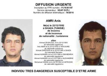 El sospechoso del atentado fue vigilado y debía ser expulsado a Túnez