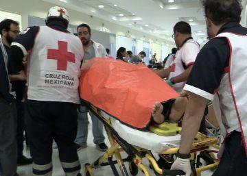 Horas de angustia en la Cruz Roja