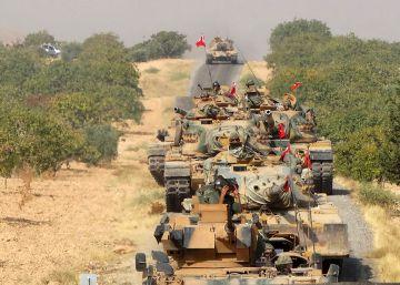 El Ejército turco sufre 16 bajas en dos días en la ofensiva contra el ISIS en Siria