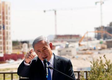 Netanyahu pide a EE UU que vete una resolución contra las colonias