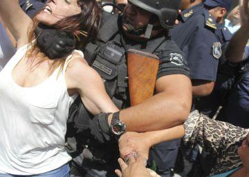 Incidentes en Argentina en el juicio contra una militante kirchnerista