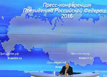 Putin cree que las relaciones con EE UU mejorarán con Trump