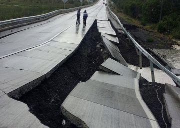 Chile cancela la alerta de tsunami tras un terremoto de 7,6 en la isla de Chiloé