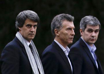 Macri echa a su ministro de Hacienda, Alfonso Prat-Gay