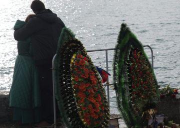 Hallada la principal caja negra del avión ruso estrellado en el mar Negro