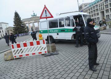 Los aliados bávaros de Merkel quieren ampliar la videovigilancia en las calles