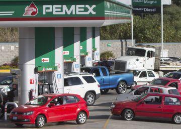 México aumentará un 14% el precio de la gasolina en enero para entrar al mercado