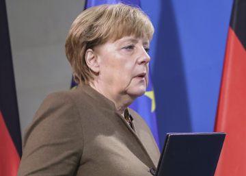 Merkel y la CDU suben en intención de voto tras el atentado de Berlín
