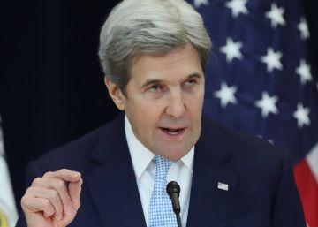 Kerry defiende a Obama ante los ataques de Netanyahu y Trump
