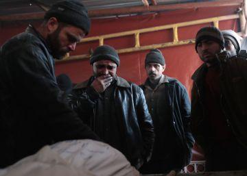 Rusia denuncia un doble ataque con morteros contra su embajada en Siria