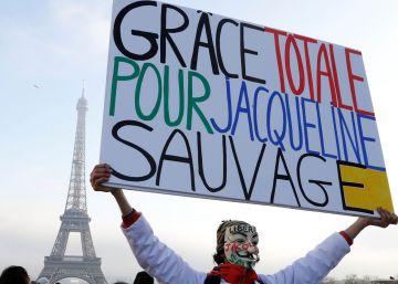 Hollande concede el indulto total a una mujer que mató a su maltratador