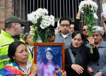 La Fiscalía acusará a los hermanos del hombre que asesinó a una niña de 7 años en Bogotá