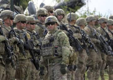 La OTAN estrena su fuerza de acción inmediata