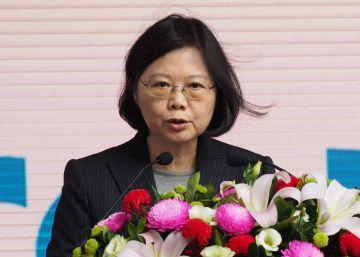 La presidenta taiwanesa viajará a EEUU en plena tensión diplomática con China