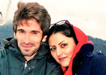Cientos de miles de tuits por un activista iraní preso y en huelga de hambre