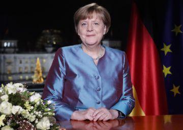 """Merkel califica al terrorismo islamista como el """"mayor desafío"""" de Alemania"""
