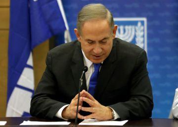 La policía israelí interroga a Netanyahu por un caso de corrupción