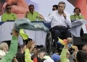 La campaña electoral comienza en Ecuador con Lenín Moreno a la cabeza