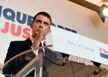Valls modera sus propuestas económicas en la carrera al Elíseo