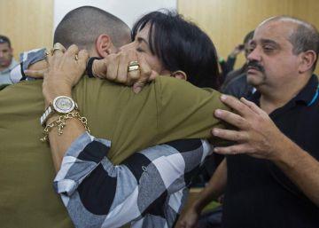 Israel declara culpable el soldat que va rematar un agressor palestí ferit