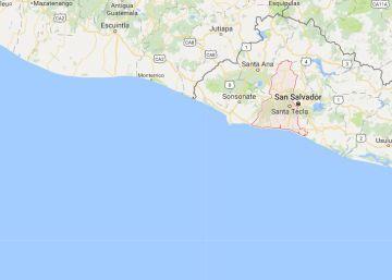 Un terremoto de magnitud 5,3 sacude El Salvador