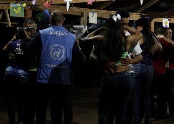 La ONU cuestiona el comportamiento de dos de sus observadores por un baile con las FARC