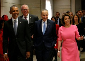 Obama acude al Congreso para intentar salvar la reforma sanitaria