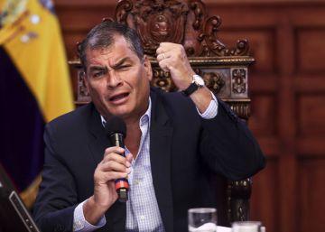 Rafael Correa subasta sus regalos