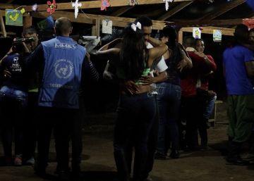 La ONU retira a cuatro funcionarios de Colombia por participar en una fiesta de las FARC