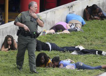 Al menos 5 muertos y ocho heridos tras un tiroteo en un aeropuerto de Florida