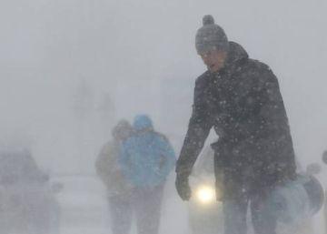 Las cifras de la intensa ola de frío que azota Europa