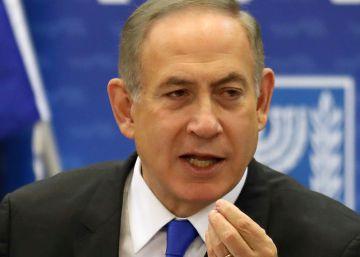 Una grabación descubre a Netanyahu negociando favores con el dueño de un diario
