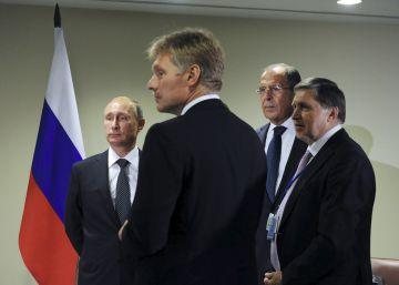 """El Kremlin señala que está """"cansado"""" de las acusaciones de ciberataques a EE UU"""