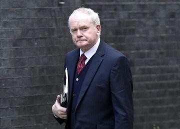 Crisis política en Irlanda del Norte tras la dimisión de Martin McGuinness