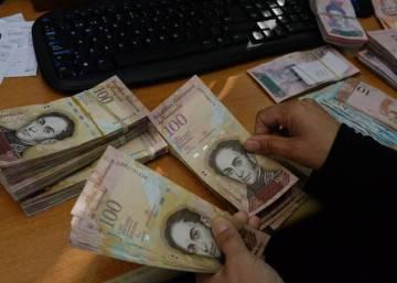 Maduro prorroga até o começo de 2017 o recolhimento das notas de 100 bolívares