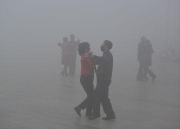 Pekín incorpora a la Policía a la guerra contra la polución