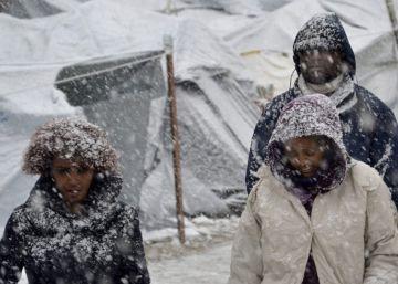 Más de 80 muertos en 10 países de Europa por el temporal de frío