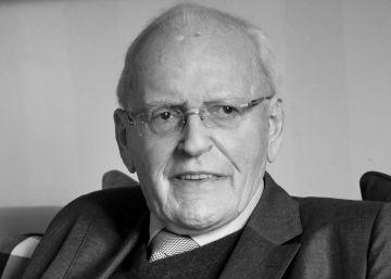 Muere Roman Herzog, presidente de Alemania entre 1994 y 1999