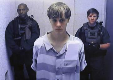 El asesino de Charleston se defenderá a sí mismo para evitar la pena de muerte