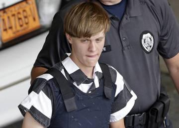 El asesino de Charleston, declarado culpable por crímenes de odio