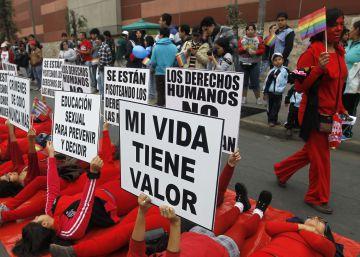 Perú sanciona la discriminación por orientación sexual