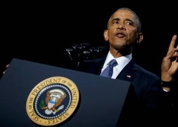 El discurso completo de despedida de Barack Obama