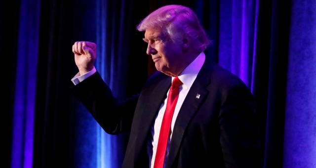 Donald Trump, el pasado 9 de noviembre en Nueva York.