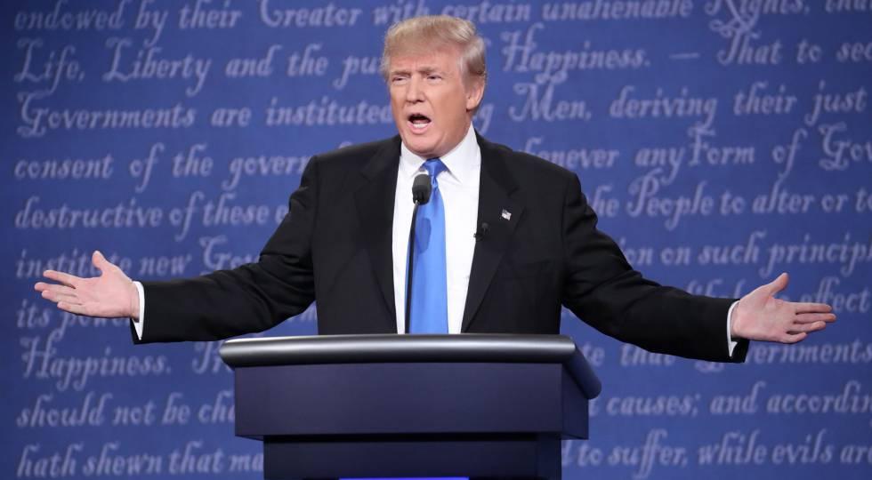 Trump la imprevisibilidad en la pol tica internacional for La politica internacional