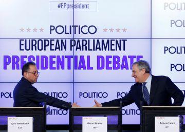 La batalla por la Eurocámara rompe el pacto entre populares y socialistas