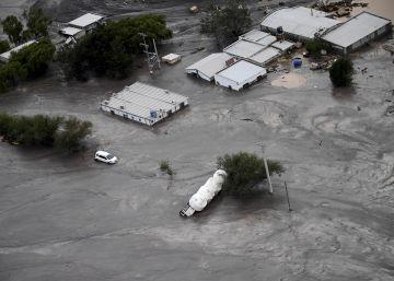 Un alud de tierra sepulta cuatro pueblos en Argentina: dos muertos