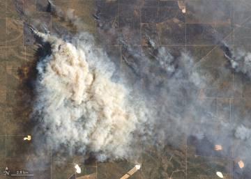 Agua y fuego atacan el corazón de la Argentina productiva