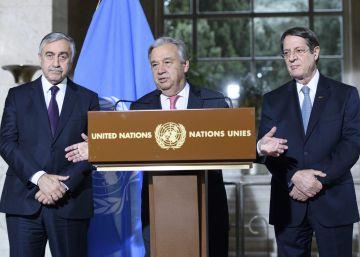 La ONU ve cerca un acuerdo en Chipre pero pide cautela